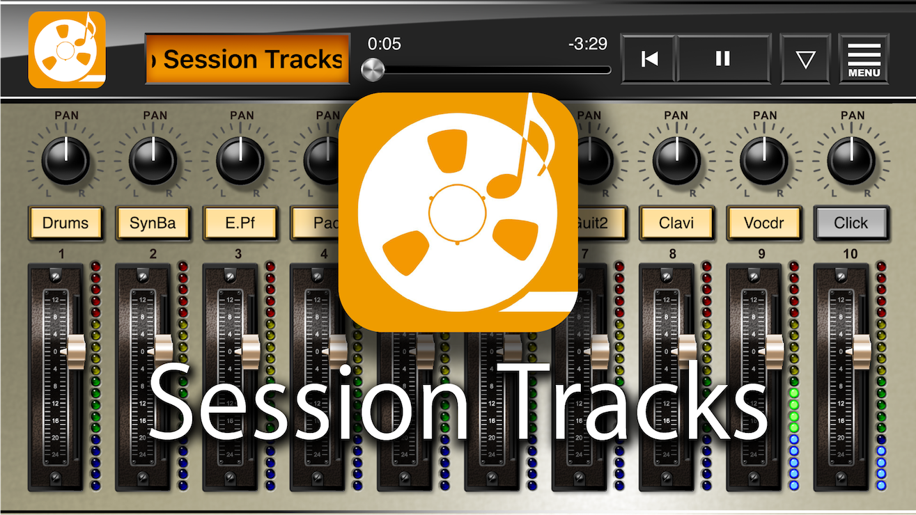 Welcome to Session Tracks!